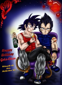 Happy Birthday Vegeta-Vegeta x Goku-xGogetaCatx-ibDBZ Reloaded-b The Yaoi Saga -i-Thumb103