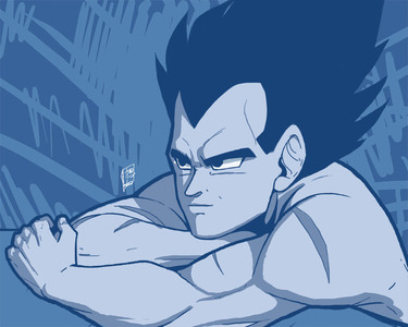 Vegeta Blue-Pin ups-Pinkuh-ibDBZ Reloaded-b The Yaoi Saga -i-Thumb46