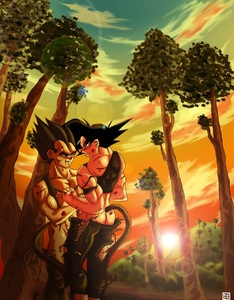 Bloody Reconciliation-Vegeta x Goku-Rena Sama-ibDBZ Reloaded-b The Yaoi Saga -i-Thumb55