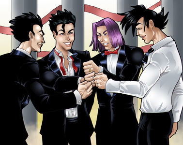 Wedding day-Others  Family-Friendship-PLNunn-ibDBZ Reloaded-b The Yaoi Saga -i-Thumb8